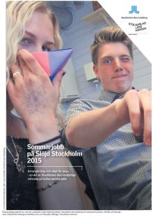Rapport: Sommarjobb på Slöjd Stockholm 2015