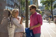Die Kieler Innenstadt erwacht zu neuem Leben. Mehr Shopping als Einkaufen