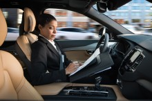 Thatcham Research welcomes Volvo Cars UK's largest and most ambitious real world autonomous driving trial