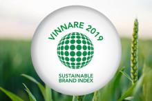Lantmännen är Sveriges mest hållbara varumärke enligt företagskunder