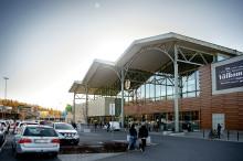 Wästbygg fortsätter om- och tillbyggnaden av Asecs köpcentrum i Jönköping