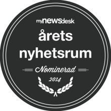 Vi är nominerade!