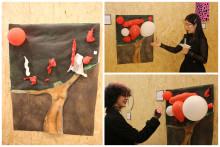 Emotional und fantasievoll: Ausstellung junger Künstler aus dem IB