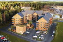 Klart för byggstart av Riksbyggens 40 nya seniorbostäder i Sigtuna