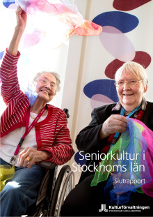 Slutrapport projektet Seniorkultur