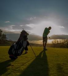 Golfweekend för livsnjutare på Wenngarn Hotell & Konferens