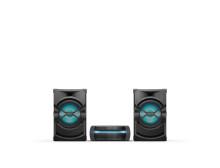 Sony lance la nouvelle gamme d'enceintes High Power Audio, pour un son digne des boites de nuit