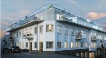 Takhöjden styrde installation när kontorshus i Strömstad blev bostadshus