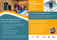 Invitasjon til kommuner om Tur- og treningskompis