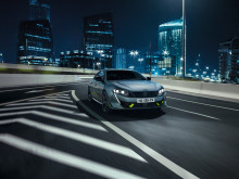 ​Nya Peugeot 508 Sport Engineered – nyskapande prestanda
