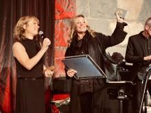 Gry Forssell framröstad till Årets programledare för andra året i rad