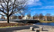 Svevia renoverar Västra bron i Karlstad