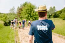 Nachhaltiges Engagement braucht Vorbilder -  Mitarbeiter engagieren sich