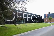 Pressvisning och information om OFFECCTs nyheter under Stockholm Furniture Fair 2011