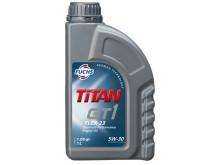 TITAN GT1 FLEX 23 SAE 5W-30 – moottoriöljy useisiin automalleihin