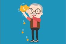 På sporet av den tapte pensjon