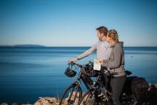 Premiär för mat- och cykelfest utmed Kattegattleden 25-26 maj