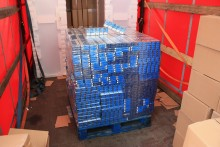 Tobacco smuggling gang jailed for 26 years