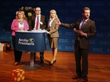 Invitation and funding opportunities for Arctic Frontiers Emerging Leaders