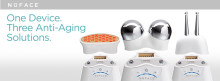 Lansering: NuFACE - Fitness for your face