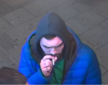 Appeal to trace man following Ilford rape