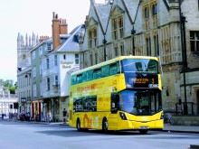 OXFORD BUS COMPANY PROVIDE SHUTTLE SERVICE FOR UNITED'S BIG CARABAO CUP MATCH