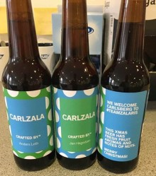Carlsberg selects Zalaris to deliver HR and payroll services for their operations in Denmark, Sweden and Norway