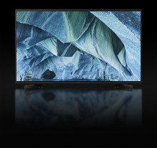 Новые телевизоры BRAVIA MASTER Series представлены на CES 2019