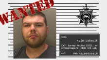 Can you help us find wanted man Kyle Labacik?