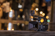 Firmware update for selected Canon camcorders – users see improvements and features, including new recording formats