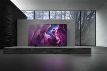 Al via le vendite dei nuovi TV OLED 4K HDR serie A8