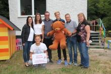 Belgershainer Bärenherzcup bringt wieder 2.500 Euro