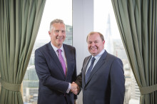 Allianz and LV= complete creation of joint venture and strategic partnership