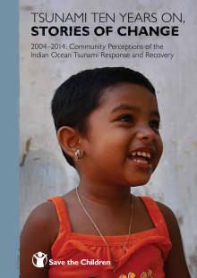 Tsunami Ten Years On: Stories of Change
