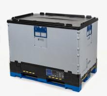 Schoeller Alliberts MO1208- en ny dimension för industriell logistik!