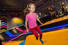 Bounce och Generation Pep inleder samarbete för att öka rörelseglädjen bland barn och unga