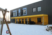 Månedens bygg for november 2017: Omsorgsbygg - Bråtenalléen barnehage i Oslo