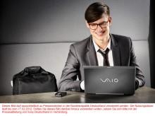 Echte Schmuckstücke: Die neuen ultra-mobilen Notebooks der neuen VAIO S-Serie von Sony