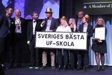 Lillerudsgymnasiet bäst i Sverige på entreprenörskap bland eleverna