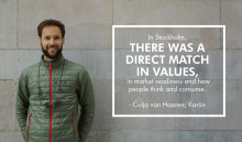 Sustainable brands choose Stockholm