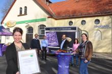 Hephata-Metzgerei Alsfelder Biofleisch und Bioland sind seit 20 Jahren Partner