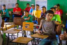 Kunsten at arbejde med træ: Nye muligheder for lokale unge i Honduras