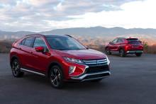 Mitsubishi Eclipse Cross – ny SUV - premiärvisas i Genève