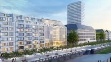 Modern und zeitlos schön: Die neue alltours Zentrale am Mannesmannufer - Großzügige Atmosphäre und Raum für weitere Expansion