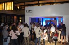 All'Executive Lounge di Milano la presentazione di 'Sony Tablet'