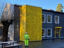 Barnen delaktiga i nyskapande förskolan Kaprifol i Hässelby