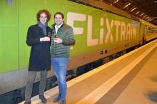 Neue Zugverbindung: FlixTrain fährt Leipzig an