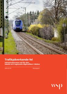 Rapport: Trafikpåverkande fel