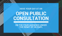 Commission launches public consultation for the evaluation of Eurofound, Cedefop, ETF and EU-OSHA