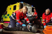 Færre ungdomsulykker som følge av mer refleksjon i føreropplæringen